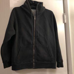 Brandy zip hoodie